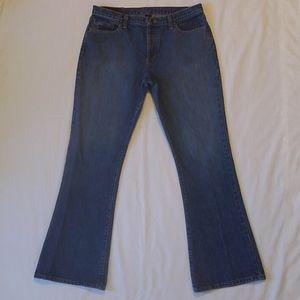 Abercrombie & Fitch 1892 Denim Blue Jeans 12